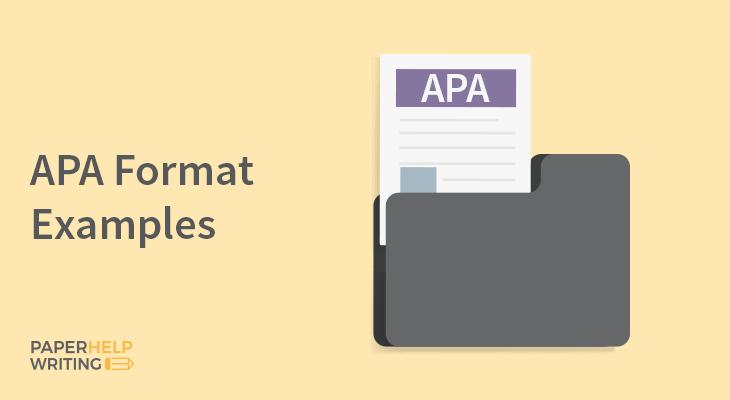 APA Format Examples