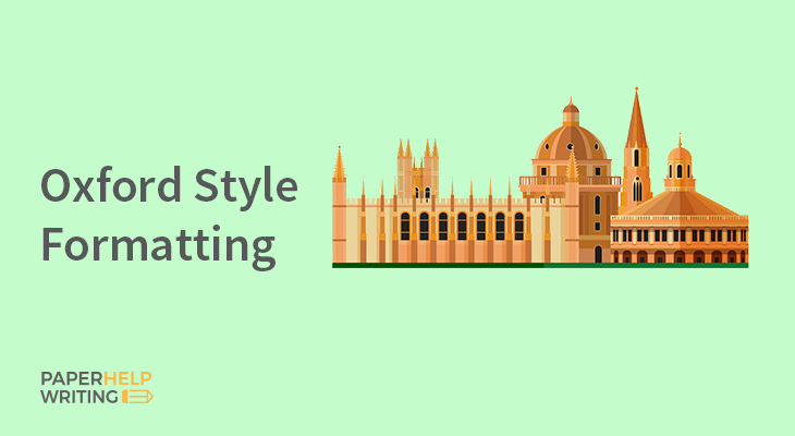 The Particularities of Oxford Style in Writing