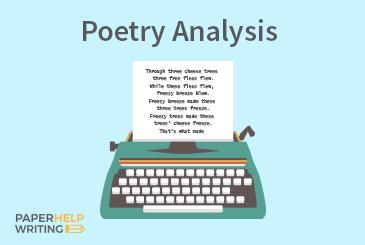 Poetry Analysis Essay Tutorials