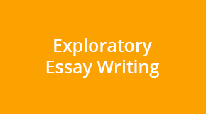 Learn how to write an exploratory essay